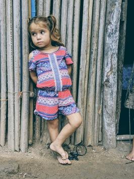 La Cuchilla precious little girl