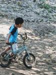 La Cuchilla bicycle