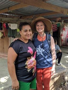 La Cuchilla Women Leader