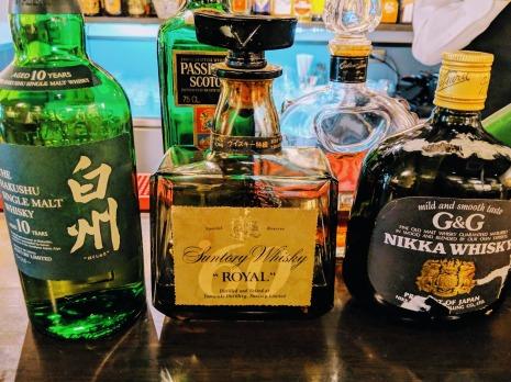 Liquor Museum Kawaramachi Kyoto Japan