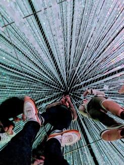 Mori Digital Art Museum Tokyo, Japan