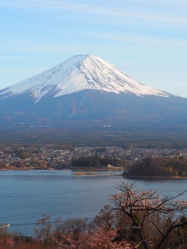 Mt Fuji From Hoshinoya Fuji 10am
