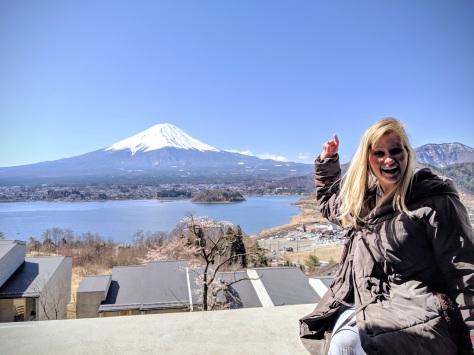 Parka provided by Hoshinoya Fuji