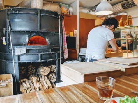 Savoy Pizza Roppongi Tokyo